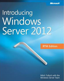 MCSE3借书-Introducing Windows Server 2012: RTM